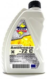 ANTIFREEZE -72C