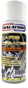 Carb Cleaner (Carburettor Cleaner Spray)